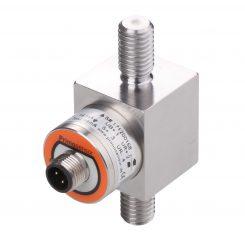 Strain transducer and press-fit sensors